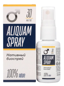 Aliquam - спрей для увеличения члена
