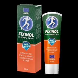 Fixinol - крем для суставов