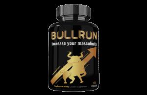 Bullrun Ero - капсулы для увеличения члена
