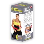 Жиросжигающий пояс Hot Shapers изготовлен из ткани NEOTEX её внутренний слой усиливает работу потовых желез, наружный - впитывает пот, не давая ткани промокать. Усиливает потоотделение в 4 раза, у вас уменьшатся объемы в ненужных местах, а мышцы станут более рельефными.
